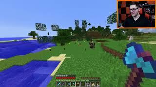 """Minecraft #307 -  """"Wielka brama portu!!"""""""