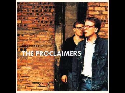 The Proclaimers   Im Gna Be 500 Miles Instrumental + MP3 + Lyrics