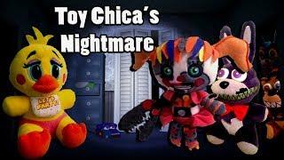"Freddy Fazbear and Friends ""Toy Chica's Nightmare"""