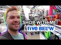 Shop With Me at Five Below! $1-$5 Haul (Room Decor, Makeup, Food, and Toys)