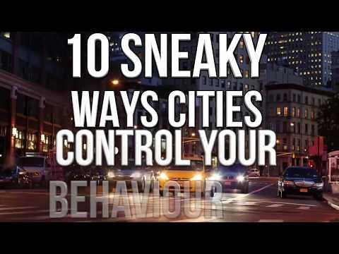 10 Sneaky Ways Cities Control Your Behaviour