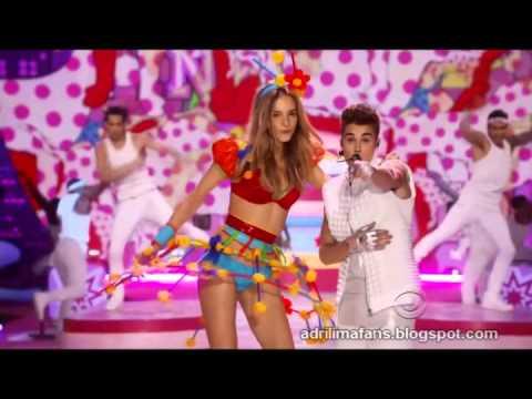 HD Victorias Secret Fashion Show 2012 - Pink Ball Ft. Justin Bieber