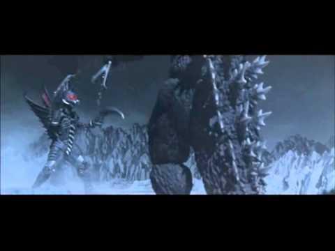 Godzilla vs Gigan FINAL WARS