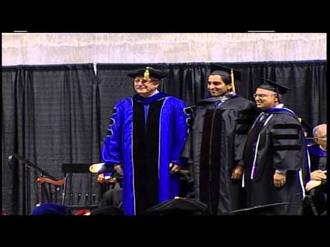 University of Rhode Island  graduate graduation 2014