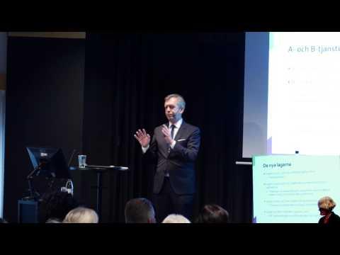 Executive Summary: Sammanfattning av de viktigaste lagändringarna