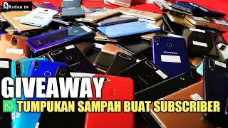 Giveaway Tumpukan Sampah For Subscriber || BAGI-BAGI Smartphone Di Bulan Ramadhan 2021...