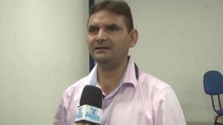 Ivanildo Nunes prefeito de Palhano fala sobre biometria e de ações feitas no município.