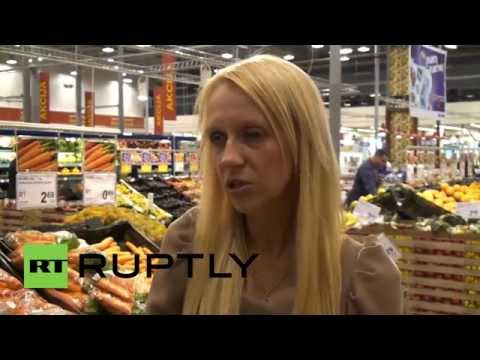 "Lithuania: Vilnius local values ""stability and work"" over dropping food prices"