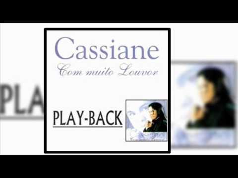 cd cassiane playback com muito louvor