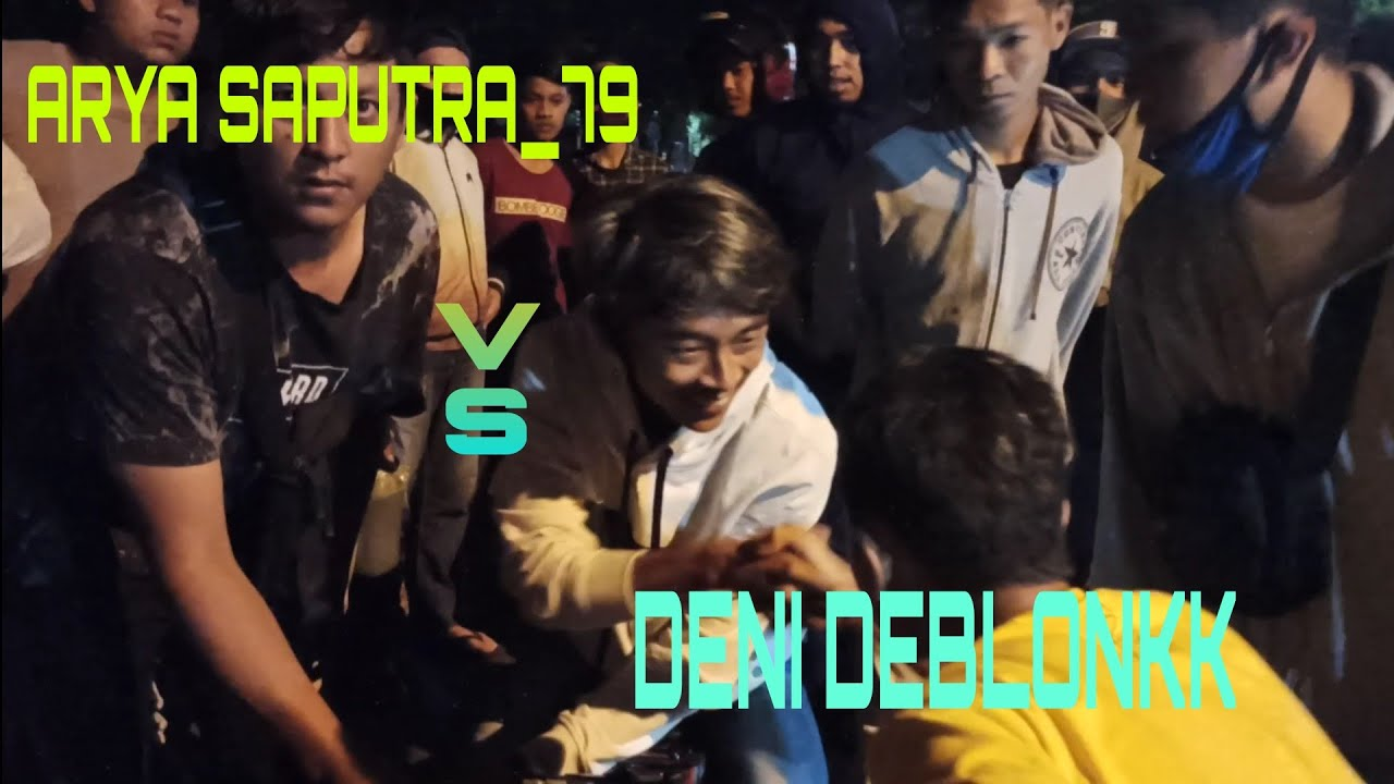 FU CONKS SPEED ft ARYA SAPUTRA_79 vs FU RRS ROBBYS ft DENI DEBLONKK..