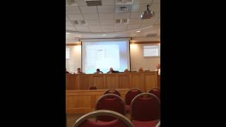 Wasatch School Board Mtg #2 -5-15-14