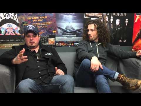 Black Stone Cherry talk 'The Kentucky Headhunters' Mp3