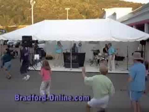 Bradford, PA Italian Fest 2008