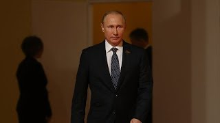 Putin aims for strong election turnout