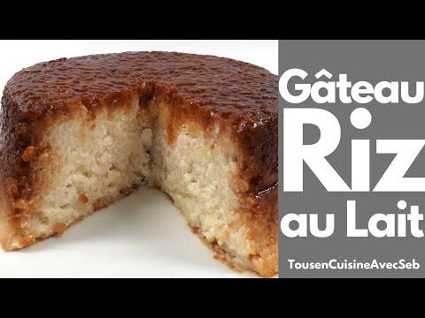 la-recette-du-gâteau-de-riz-au-lait-(tousencuisineavecseb)