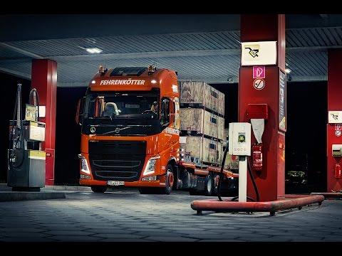 Video Volvo Trucks - Driver Life - Keeping in touch