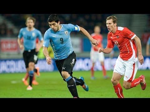 Luis Suarez- England vs Uruguay 1-2 World Cup 2014