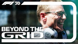 Mercedes Engine Guru Andy Cowell Interview | Beyond The Grid | F1 Official Podcast