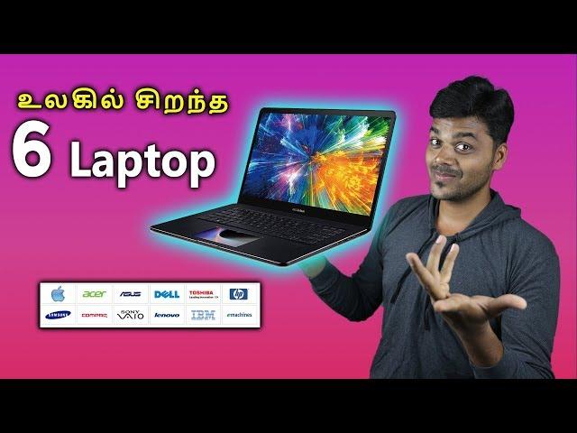 Top 6 Biggest Laptop Companies in the World  🔥🔥🔥 இது தெரியுமா ?