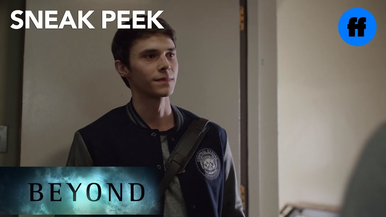 Download Beyond   Season 1, Episode 5 Sneak Peek: Luke And Holden Run Into Jamie   Freeform