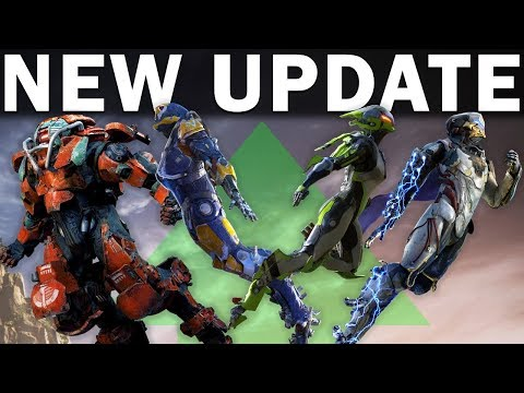 Anthem: NEW UPDATE! - More Content, INSANE Buffs & More! | Patch 1.0.4