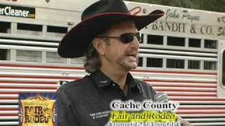 One Arm Rodeo Bandit - Cache County Fair