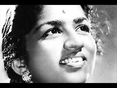 Shama Jalti Hai To Lata Mangeshkar Film Baawra Music Krishan Dayal