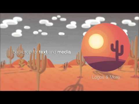 Pixel Film Studios - Cactus Valley - Cartoon Production Package - Final Cut Pro X
