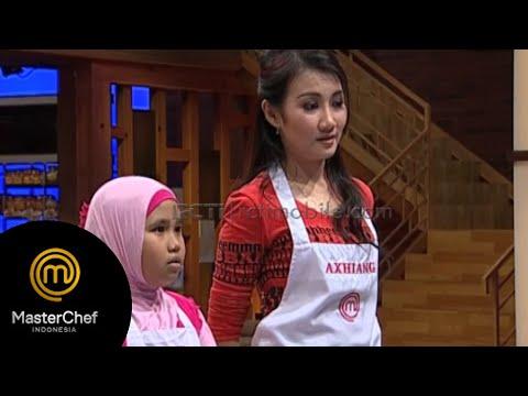 Oma Axhiang masakannya enak sekali [Master Chef Indonesia Session 4] [16 Agustus 2015]