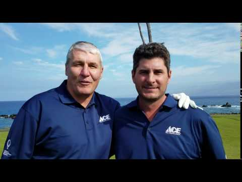 Marc Bulger and Mark Rypien are playing for Ace Shootout 2017