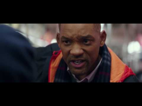 Collateral Beauty 2016 - Man talks to Death