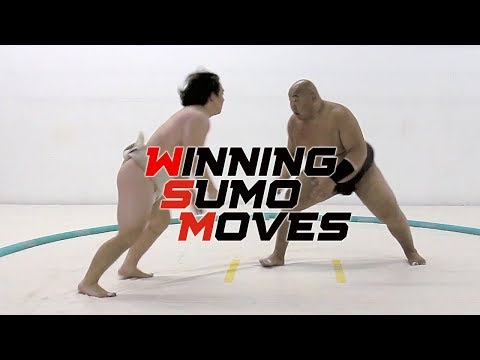 WINNING SUMO MOVES