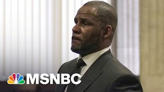 R. Kelly Found Guilty Of Racketeering, Sex Trafficking