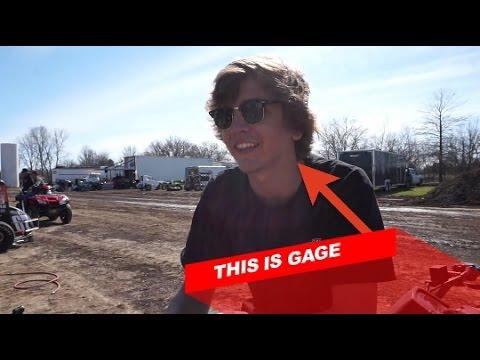 Gage Walker at Kokomo Speedway | GirlConner