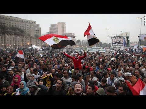 Are Egyptians Better Off 1 Year After Revolution? Denis Campbell