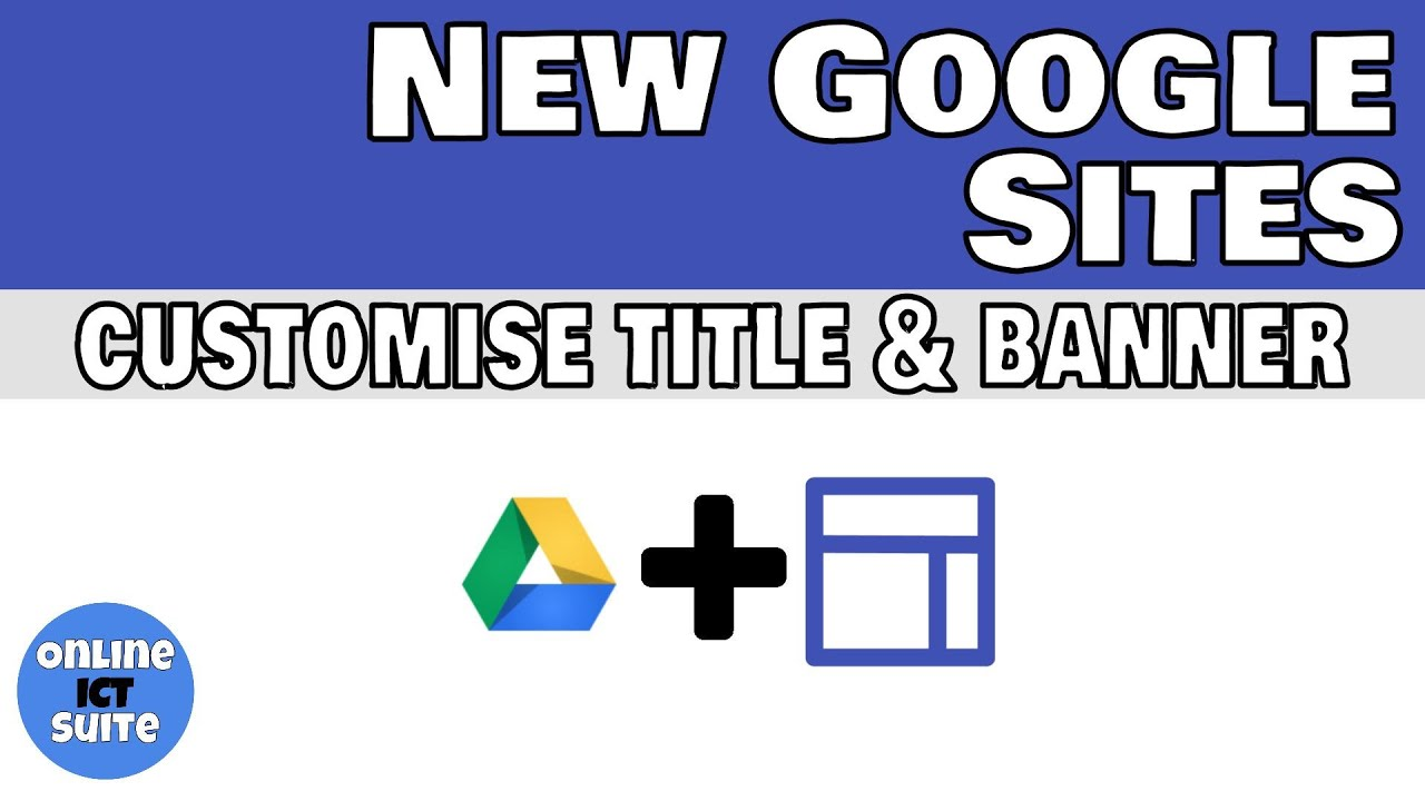 Google Sites - cover