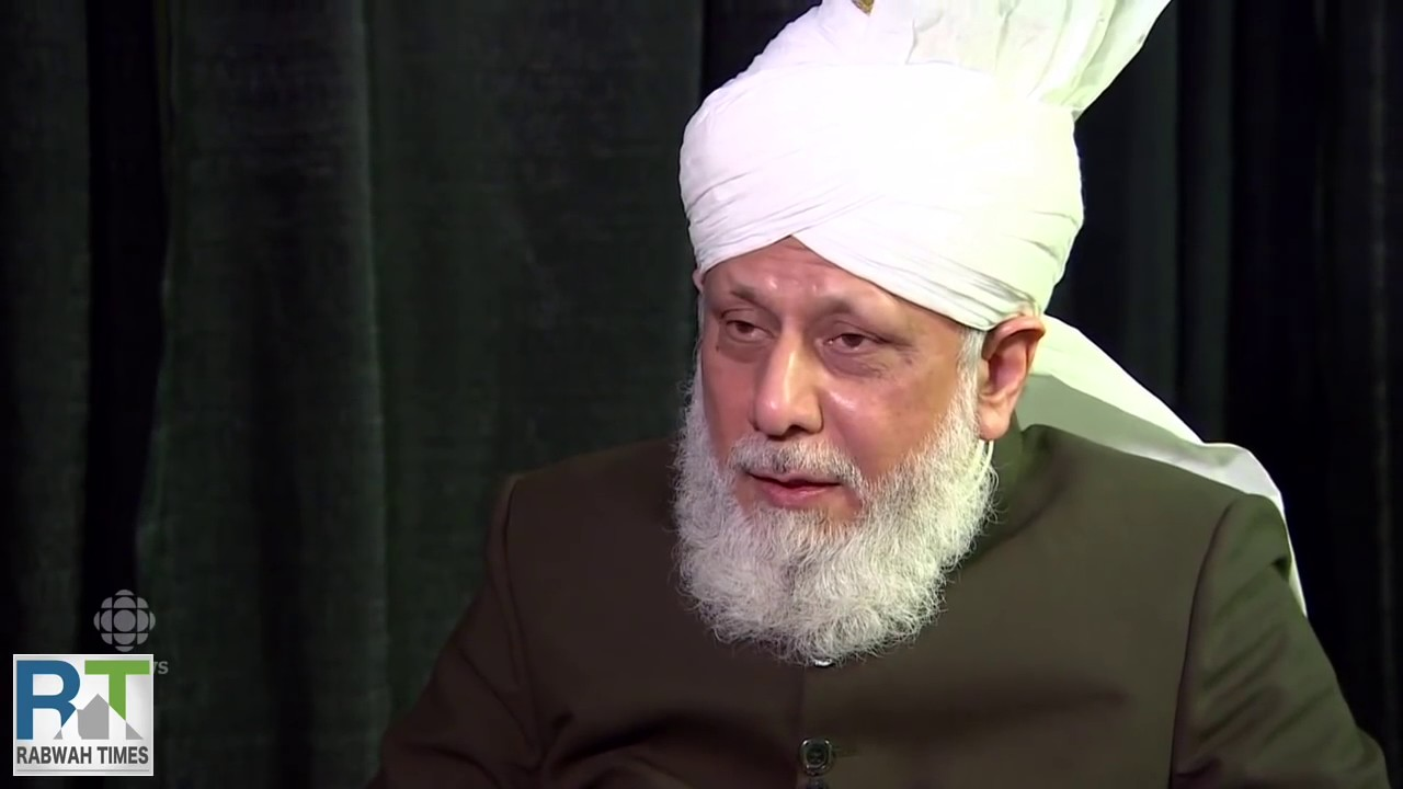 CBC News - Khalifa of Islam Ahmadiyya Visits Saskatoon Says Mosques Are  OPEN For All - by roothmens