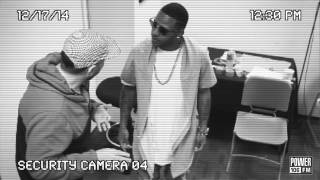 Eric Bellinger sings for Vick One's Birthday. (AWKWARD)