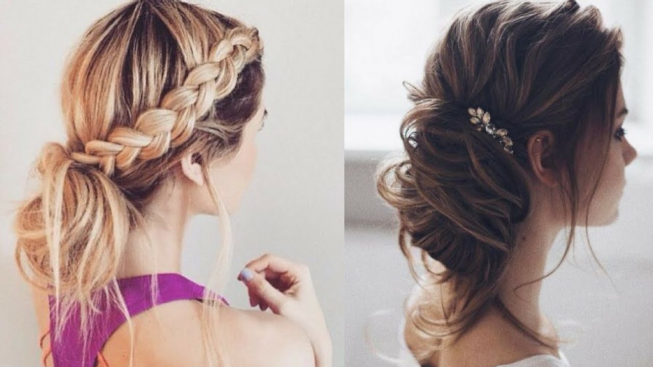 Quick And Easy Hairstyle Tutorials Step By Step Everyday Hair Updo