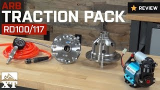 Shop ARB Traction Pack RD100/117: http://terrain.jp/2hnz2jo Subscri...