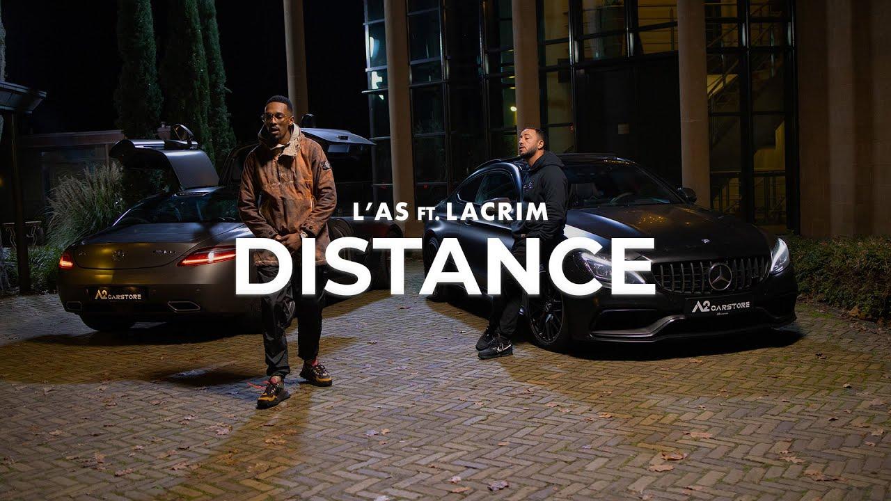 L'As - Distances (feat. Lacrim)