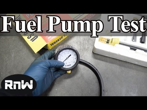 How to Properly Test and Diagnose a Bad Fuel Pump