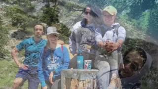 По горам Калифорнии с друзьями