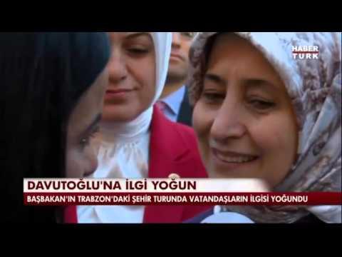 Ahmet Davutoğlu'nun 1 Günü - HaberTürk
