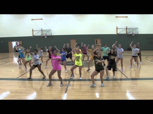 Dance Fitness Gangnam Style