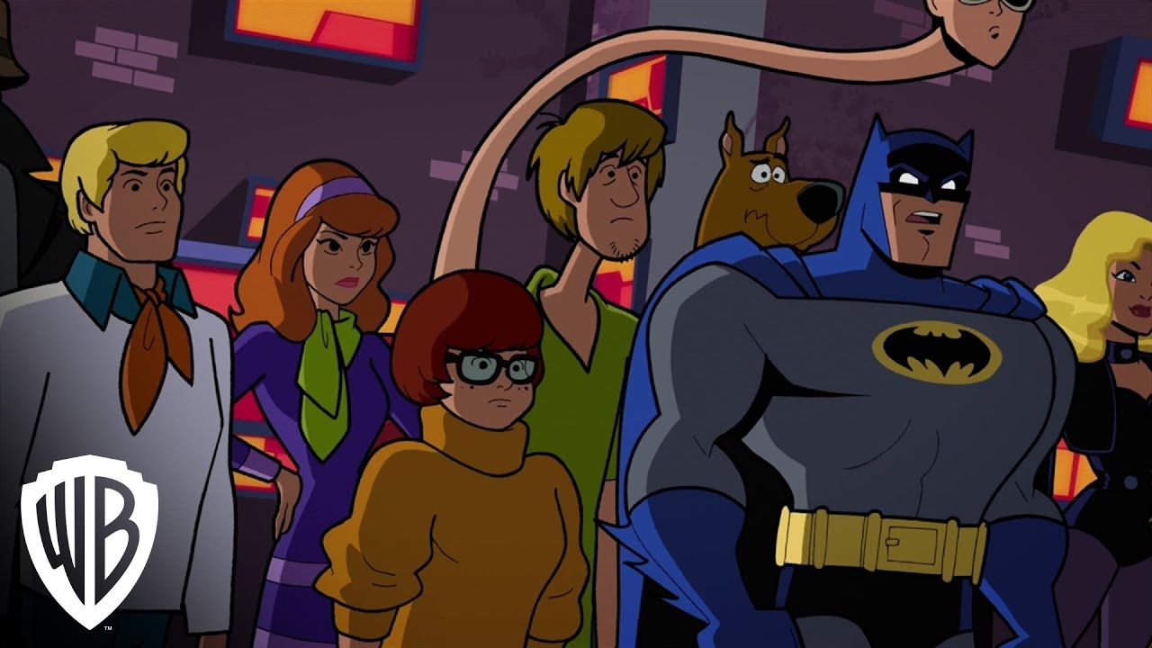 Scooby Doo Amp Batman The Brave And The Bold Trailer Youtube