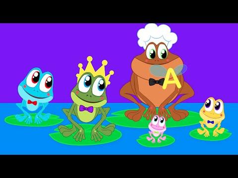 O Sapo Nao Lava o Pé  + 30 minutos de musica infantil com Os Amiguinhos