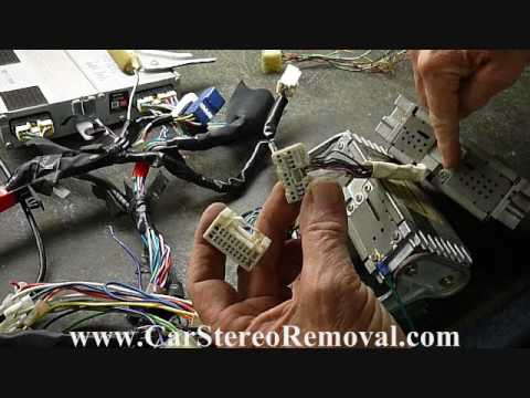 Toyota, Lexus and Scion Wire Harness and Aftermarket Hook Up - YouTube