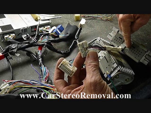 Toyota, Lexus and Scion Wire Harness and Aftermarket Hook Up - YouTubeYouTube