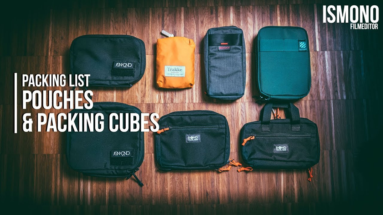 3de31932944d Best Packing Cubes for Carry-On Luggage & TOP 9 Reviews 2019